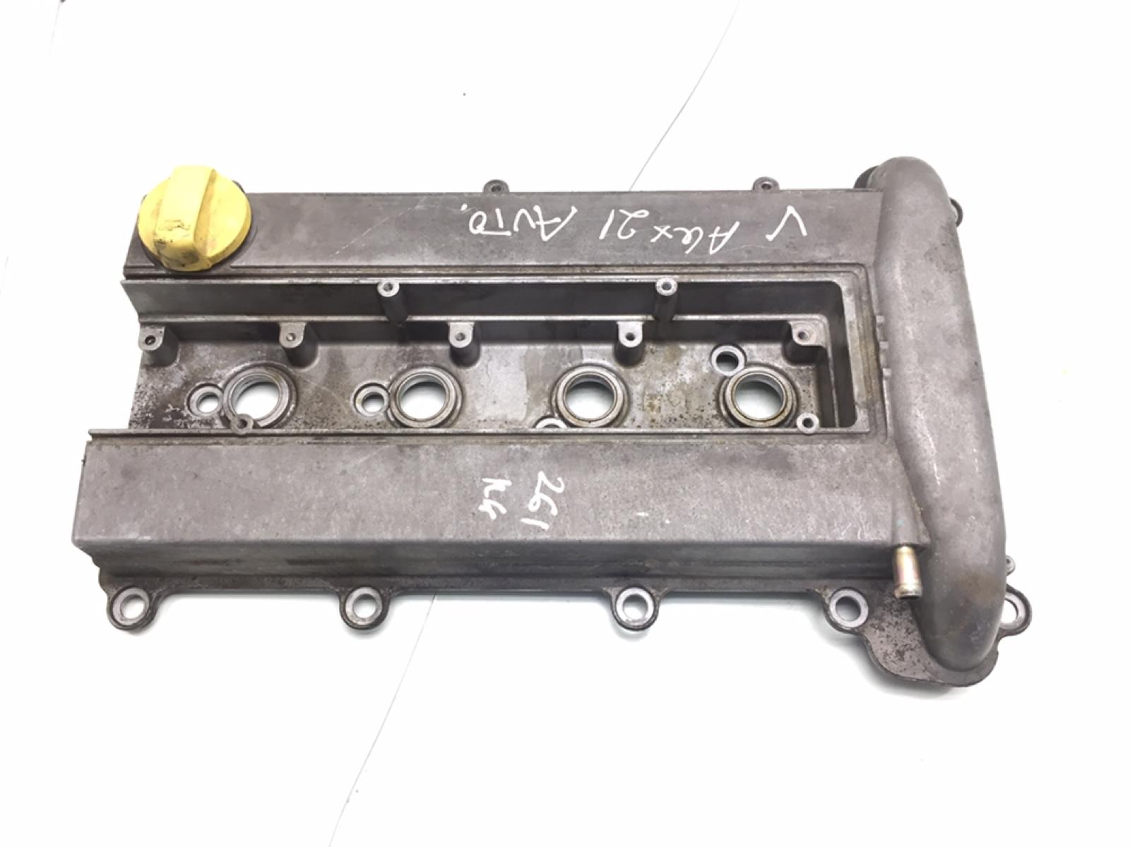 Клапанная крышка Saab 9-3 2.0 TI 2003 (б/у)