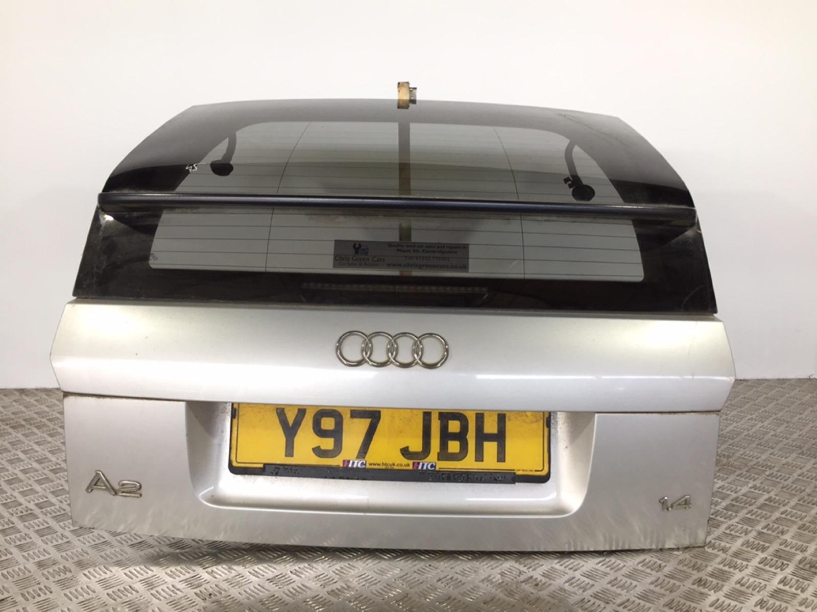 Крышка багажника (дверь 3-5) Audi A2 8Z 1.4 I 2000 (б/у)