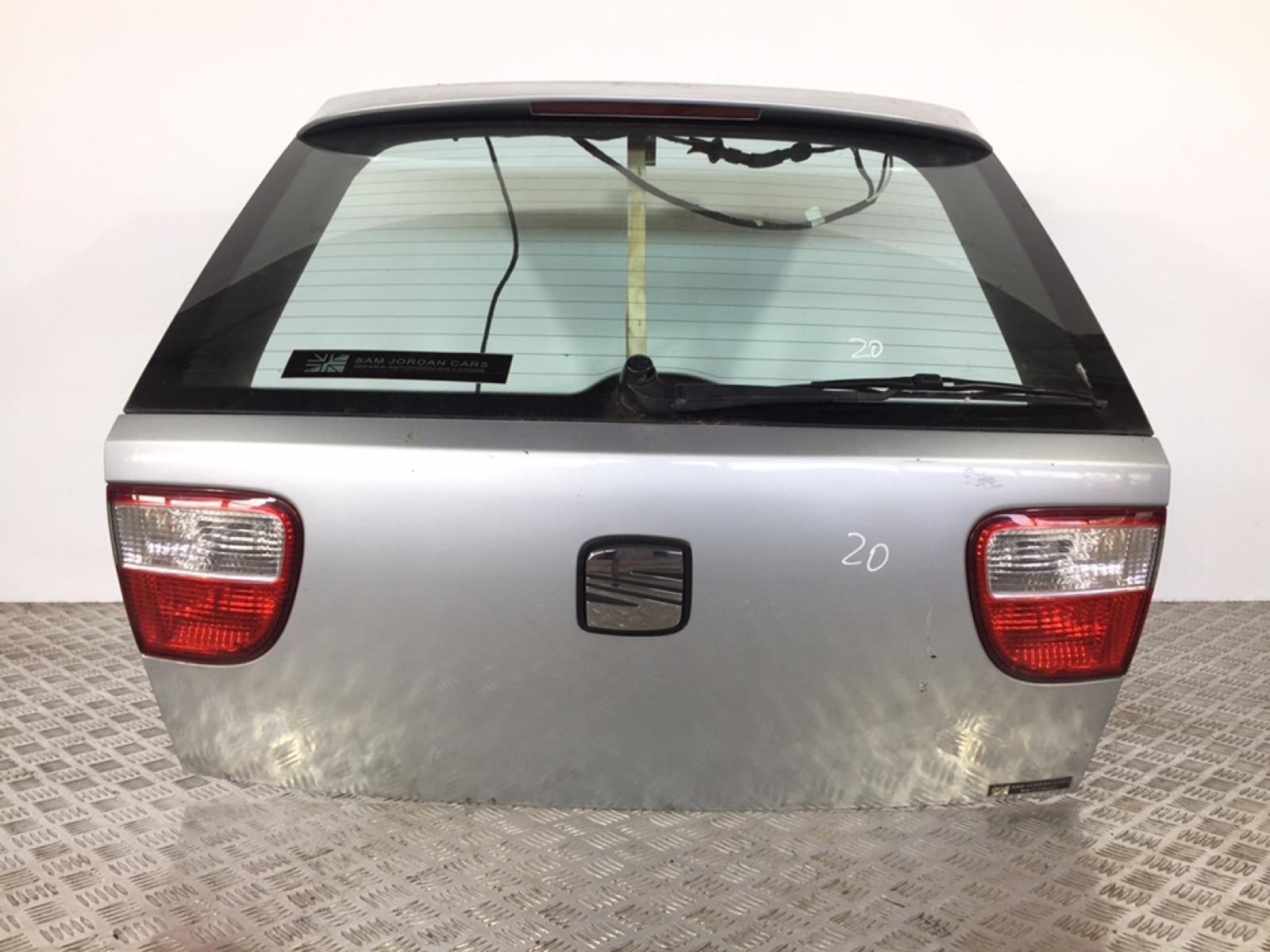 Моторчик заднего стеклоочистителя (дворника) Seat Leon 1.9 TDI 2005 (б/у)