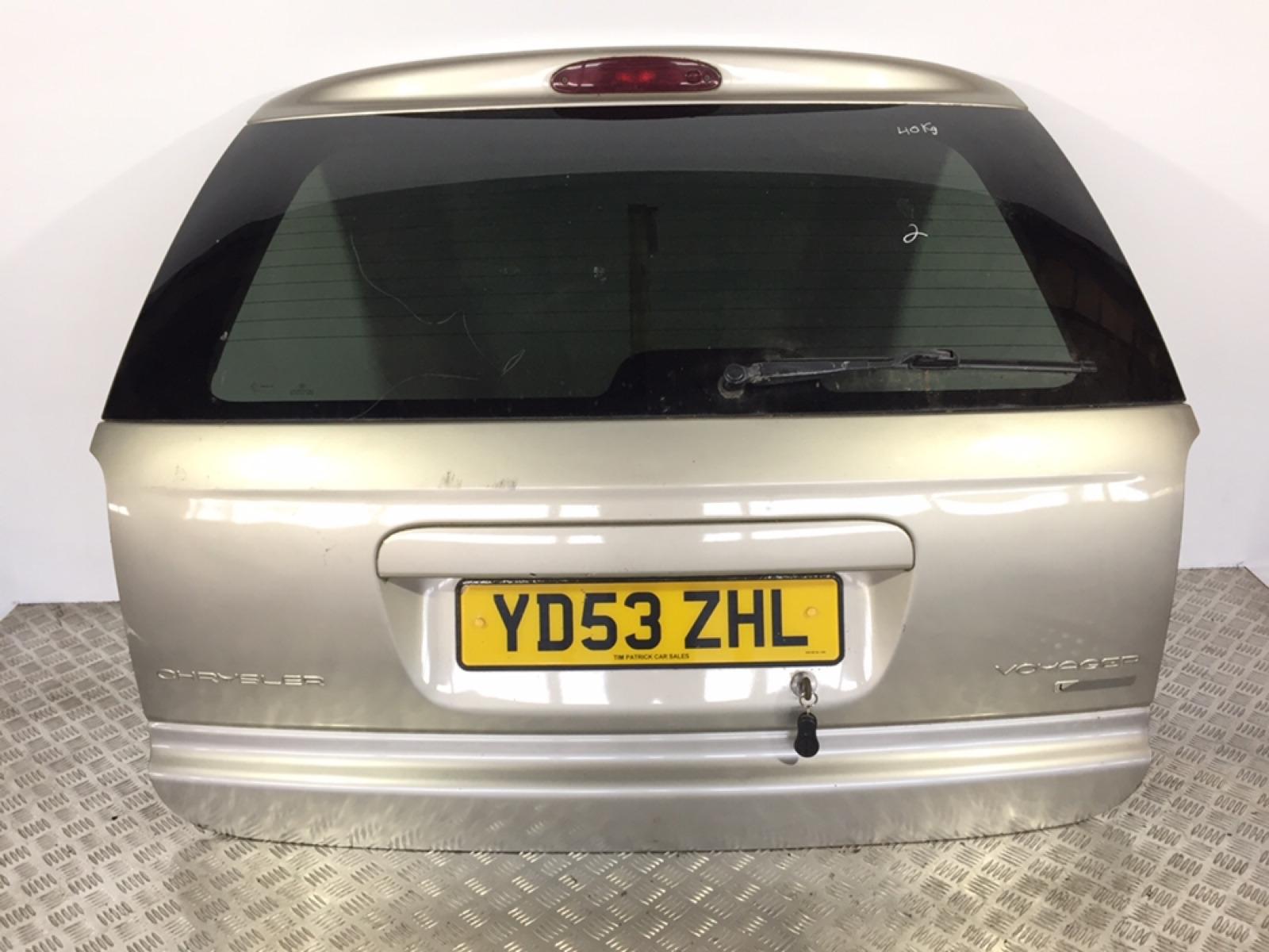 Моторчик заднего стеклоочистителя (дворника) Chrysler Voyager 2.5 CRD 2003 (б/у)