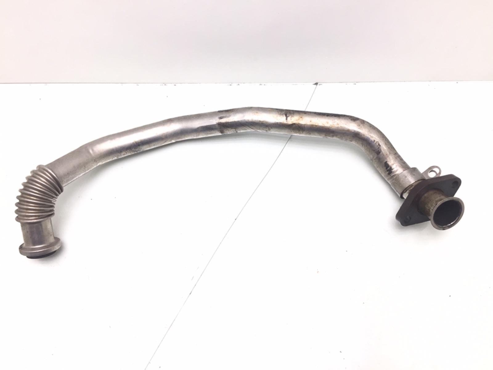 Трубка системы рециркуляции egr Peugeot 407 2.0 HDI 2005 (б/у)