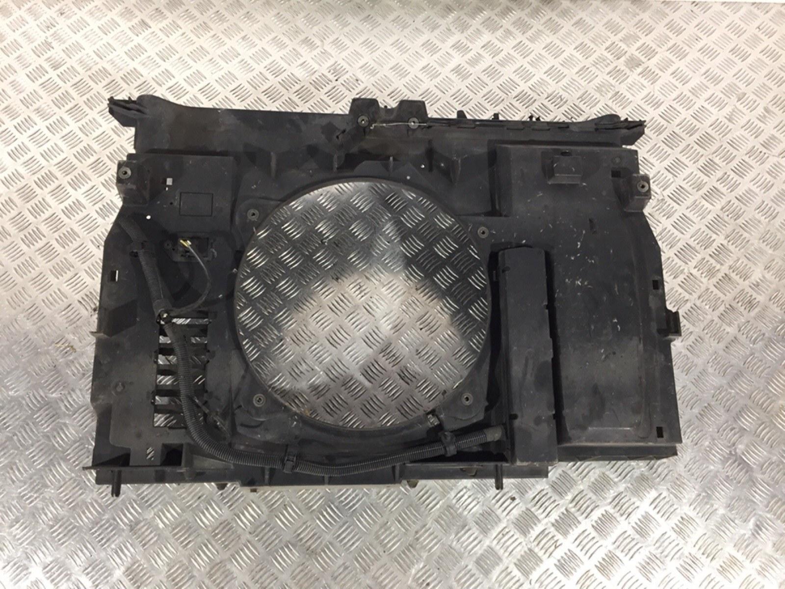 Диффузор вентилятора Citroen C8 2.0 I 2007 (б/у)