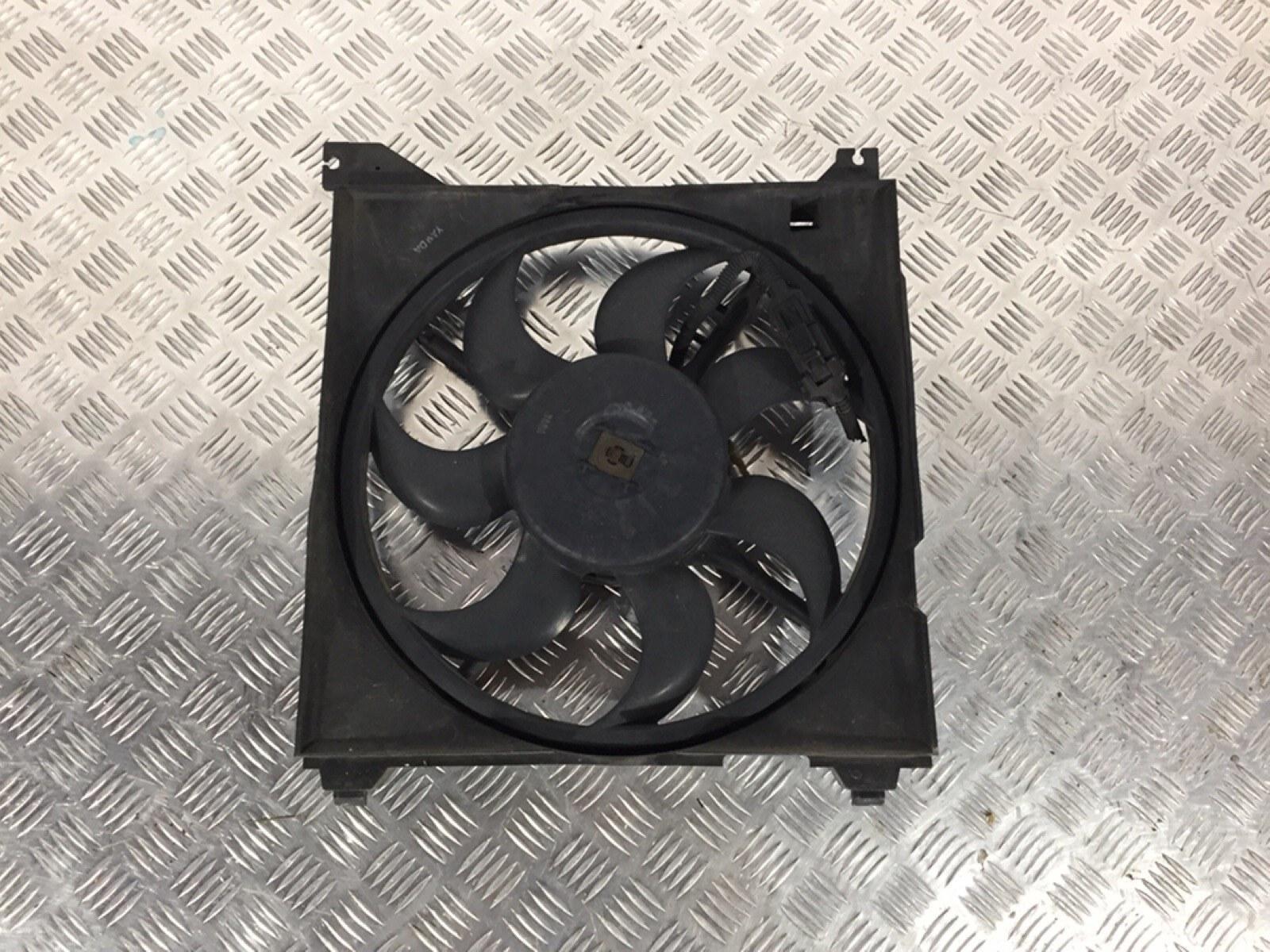 Вентилятор радиатора Hyundai Santa Fe 2.0 CRDI 2003 (б/у)
