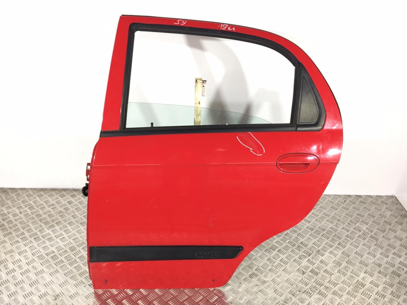 Дверь задняя левая Chevrolet Matiz 1.0 I 2006 (б/у)
