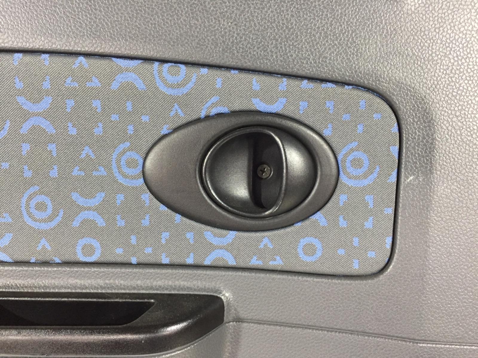 Ручка внутренняя задняя левая Chevrolet Matiz 1.0 I 2006 (б/у)