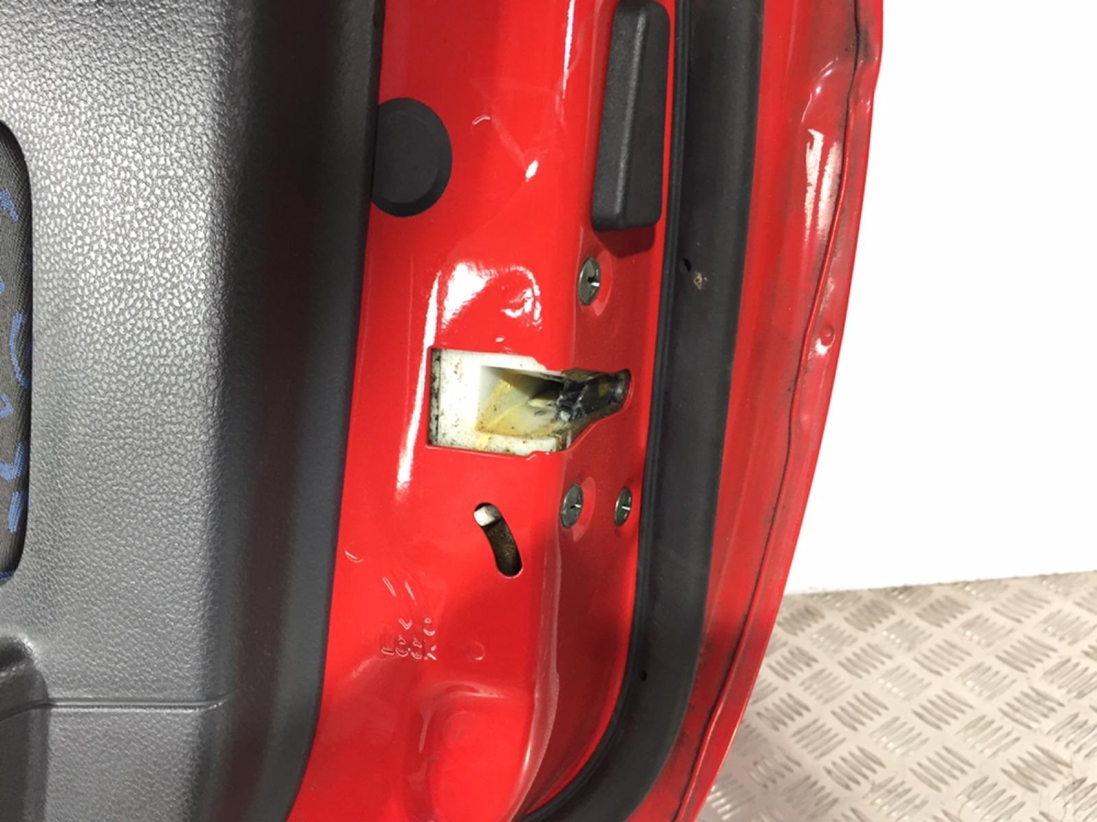 Замок двери задней правой Chevrolet Matiz 1.0 I 2006 (б/у)