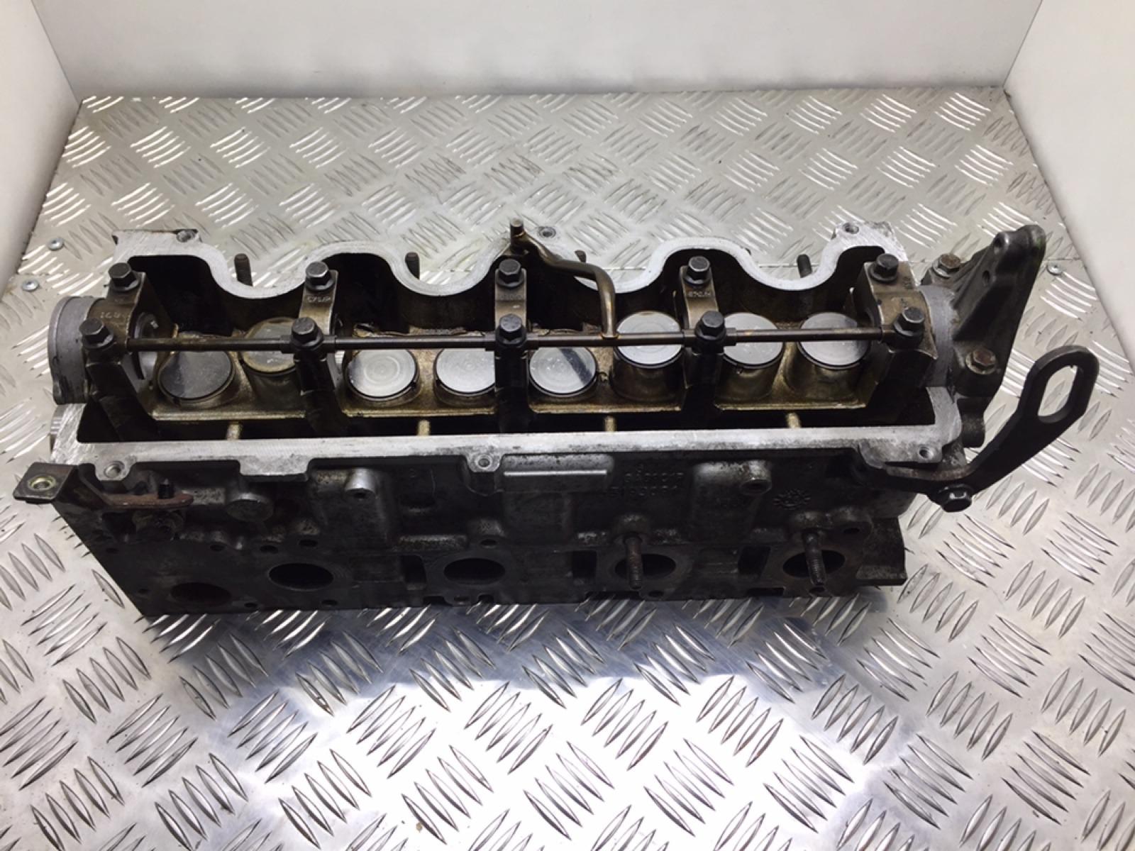 Головка блока цилиндров Opel Vectra C 1.9 CDTI 2004 (б/у)