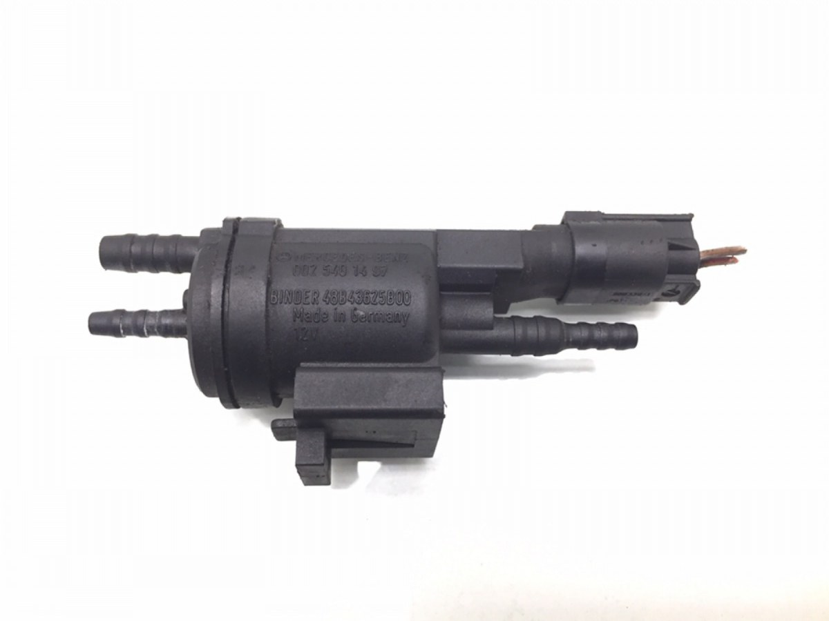 Клапан воздушный Mercedes Ml W163 4.3 I 2000 (б/у)