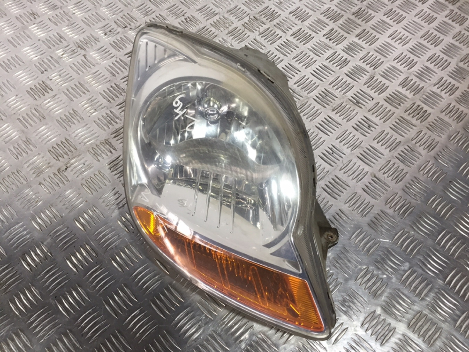Фара правая Chevrolet Matiz 1.0 I 2007 (б/у)