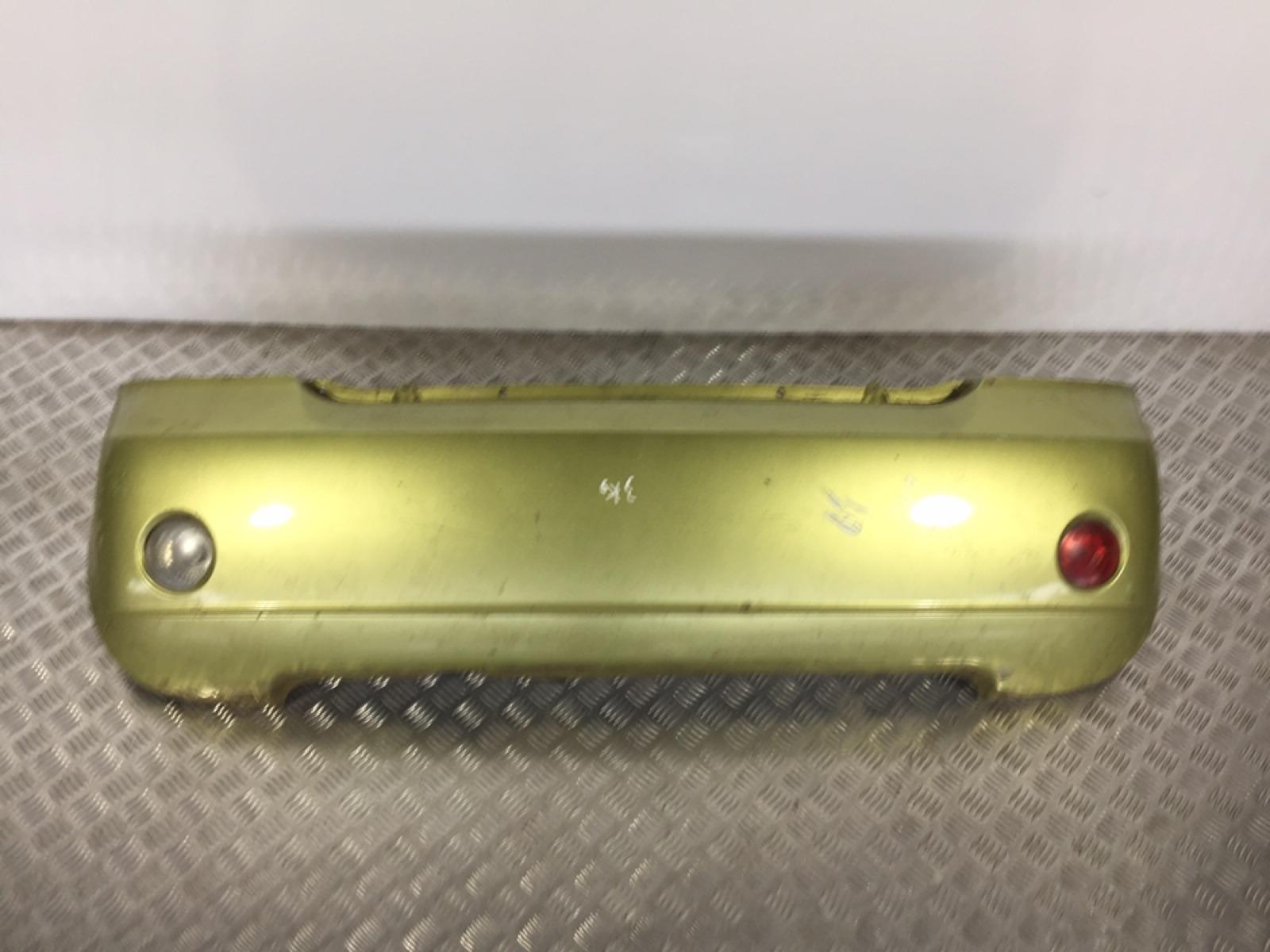Бампер задний Chevrolet Matiz 1.0 I 2007 (б/у)