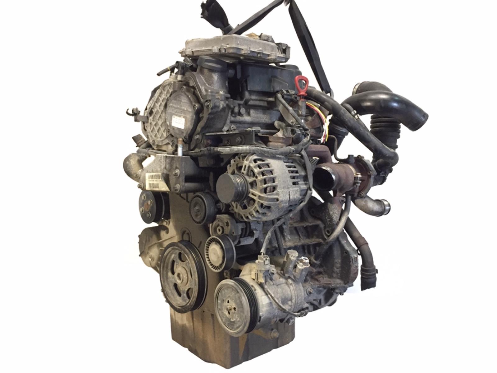 Двигатель Mitsubishi Colt 1.5 CDI 2007 (б/у)