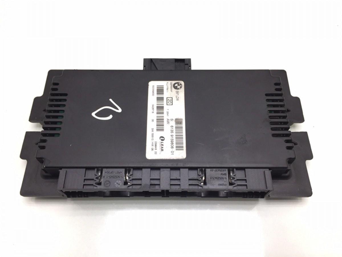 Блок управления светом Bmw 1 E87 1.6 I 2007 (б/у)
