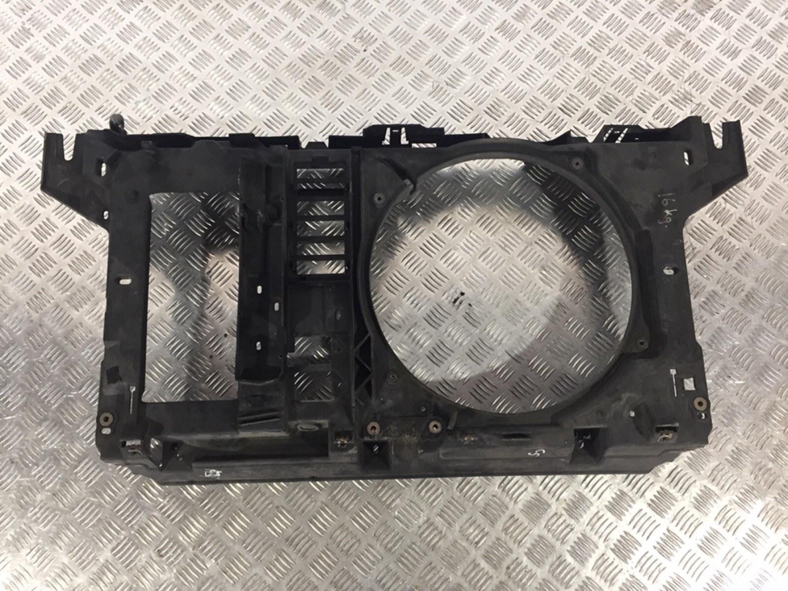 Диффузор вентилятора Citroen C5 2.0 HDI 2005 (б/у)