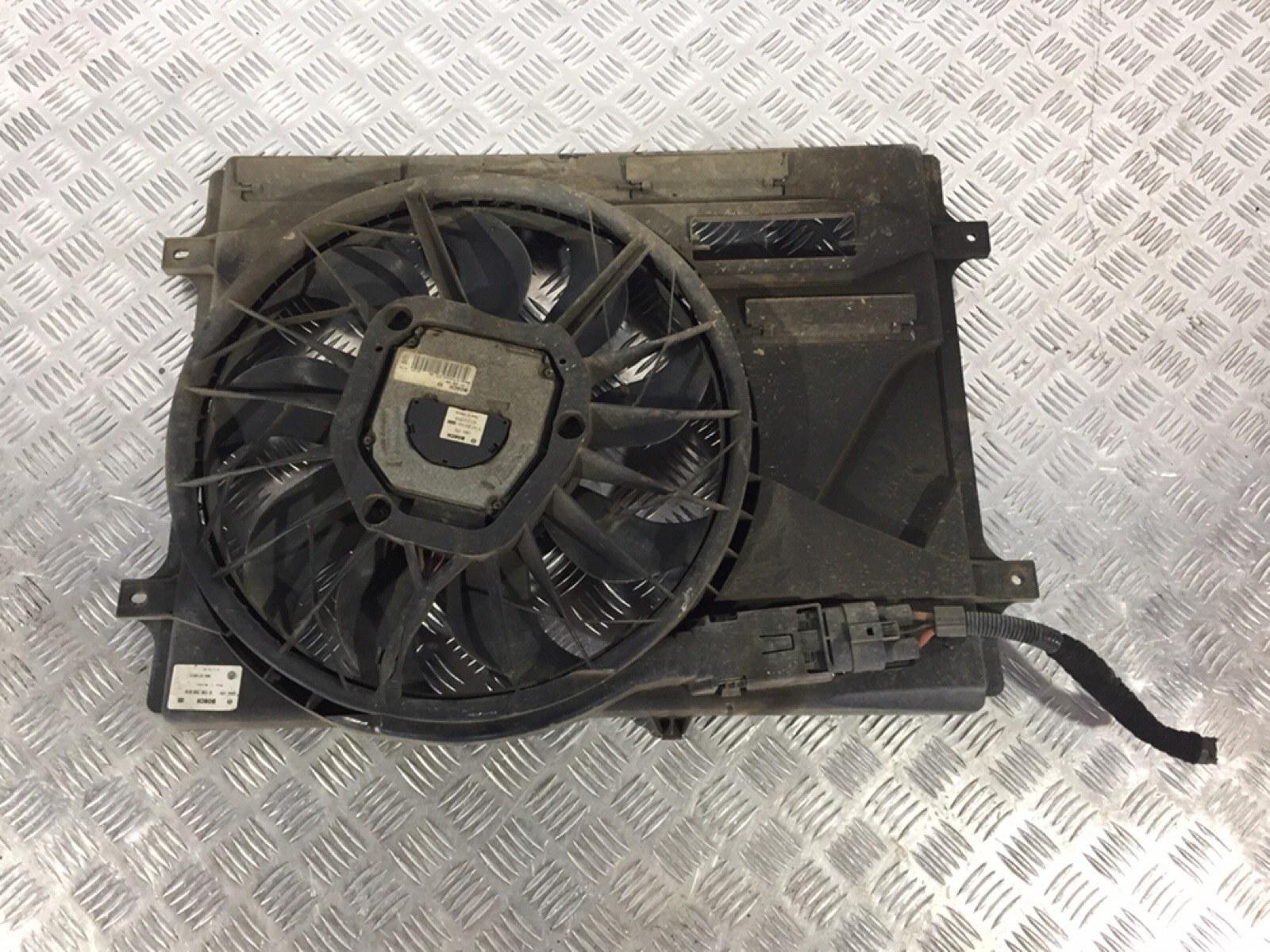 Вентилятор радиатора Volkswagen Sharan 1.9 TDI 2003 (б/у)