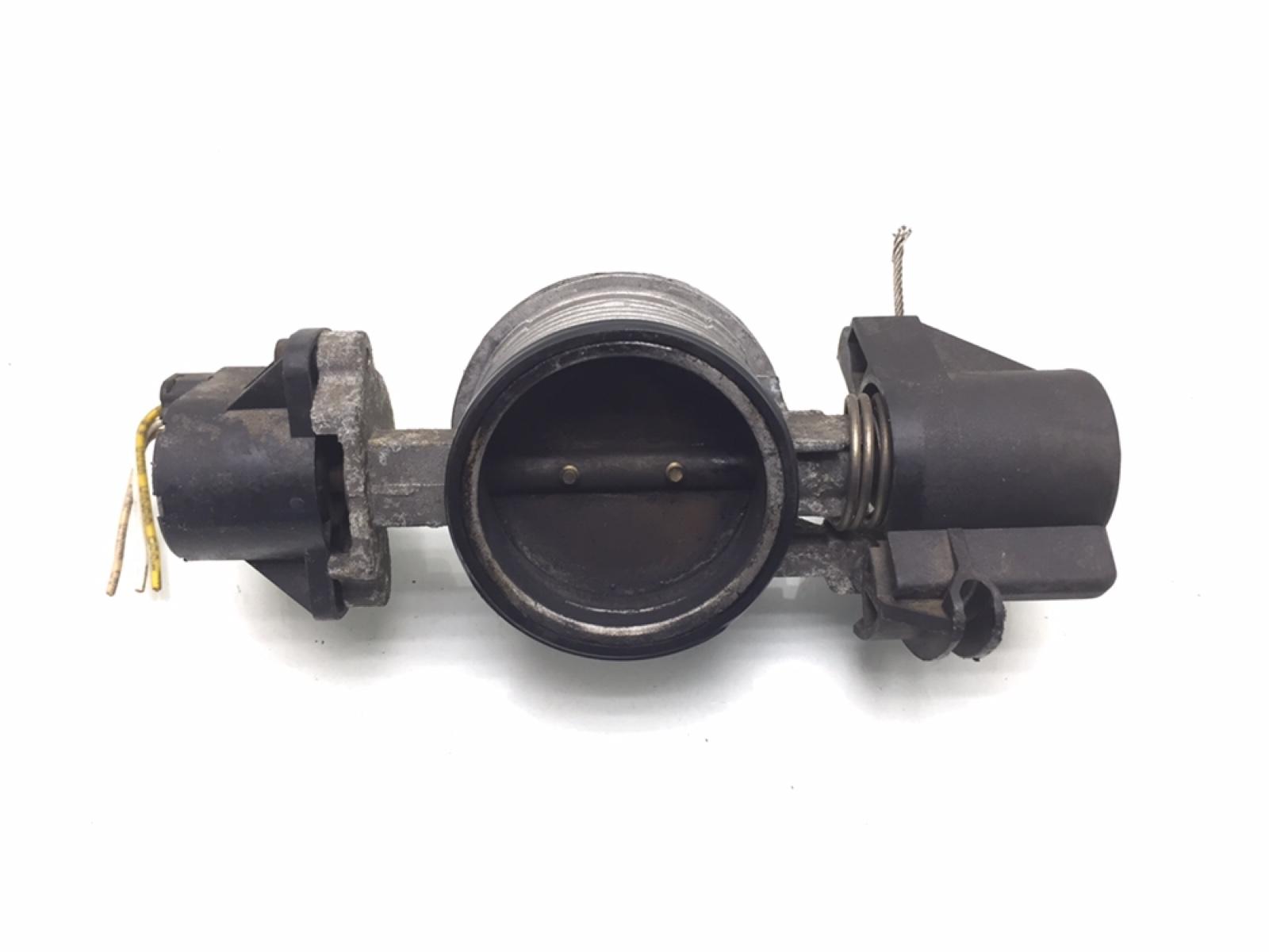 Заслонка дроссельная Peugeot 306 1.6 I 2001 (б/у)