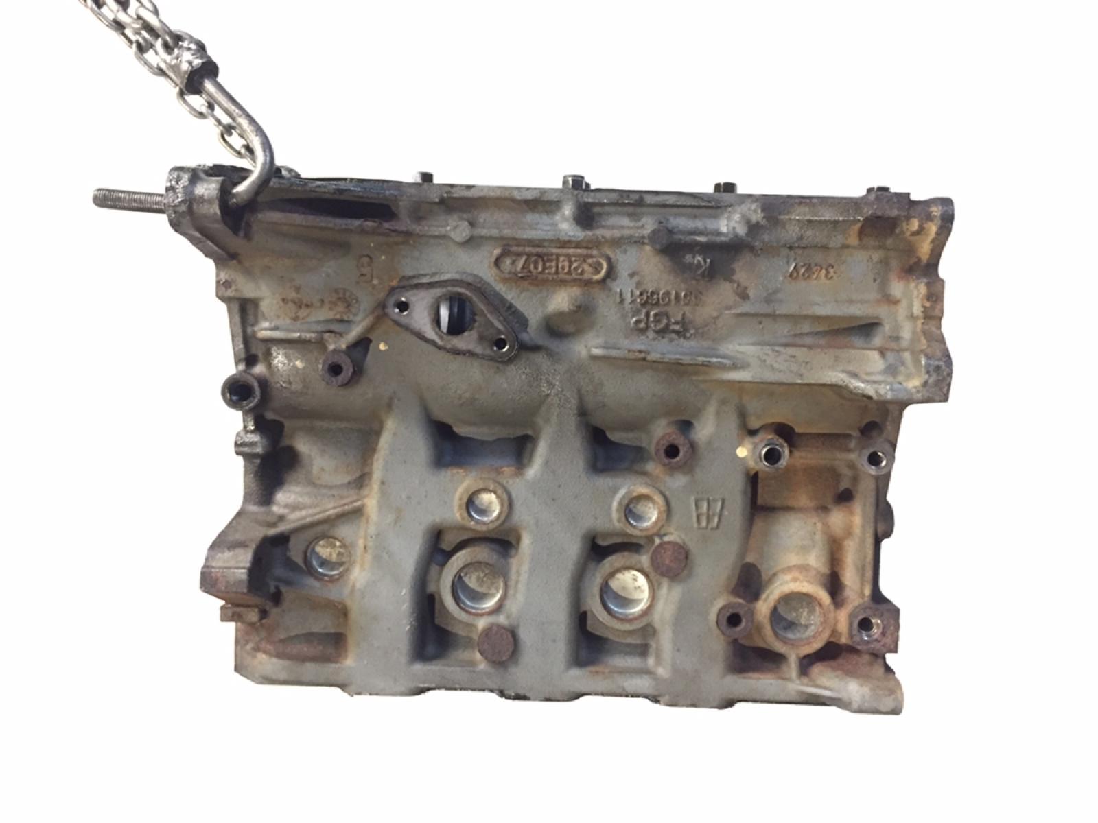 Блок цилиндров Opel Vectra C 1.9 CDTI 2008 (б/у)