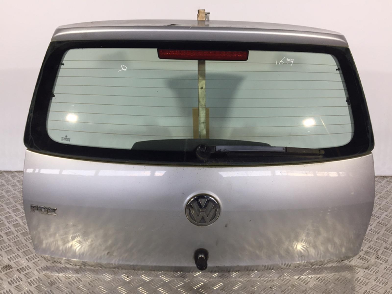 Моторчик заднего стеклоочистителя (дворника) Volkswagen Fox 1.2 I 2006 (б/у)