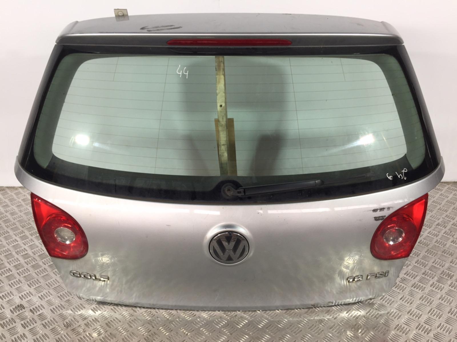 Моторчик заднего стеклоочистителя (дворника) Volkswagen Golf 5 1.6 FSI 2006 (б/у)
