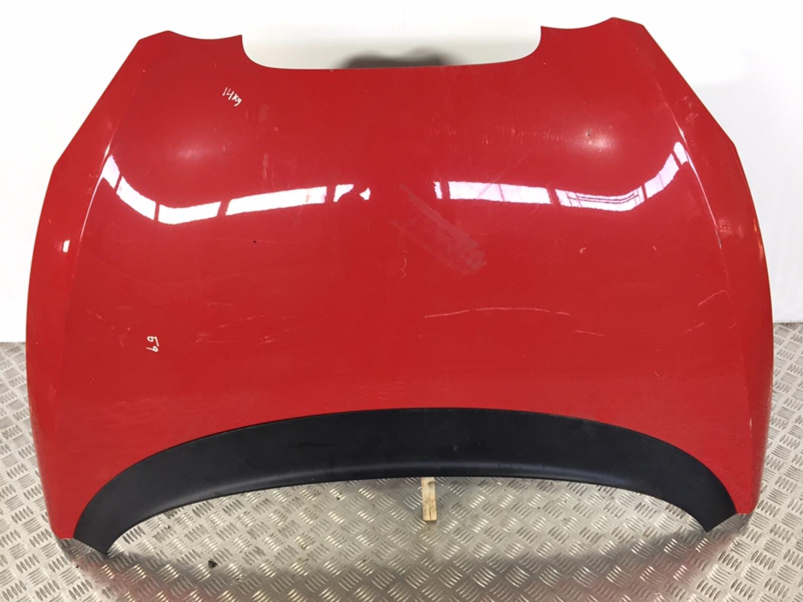 Капот Seat Altea 1.9 TDI 2006 (б/у)