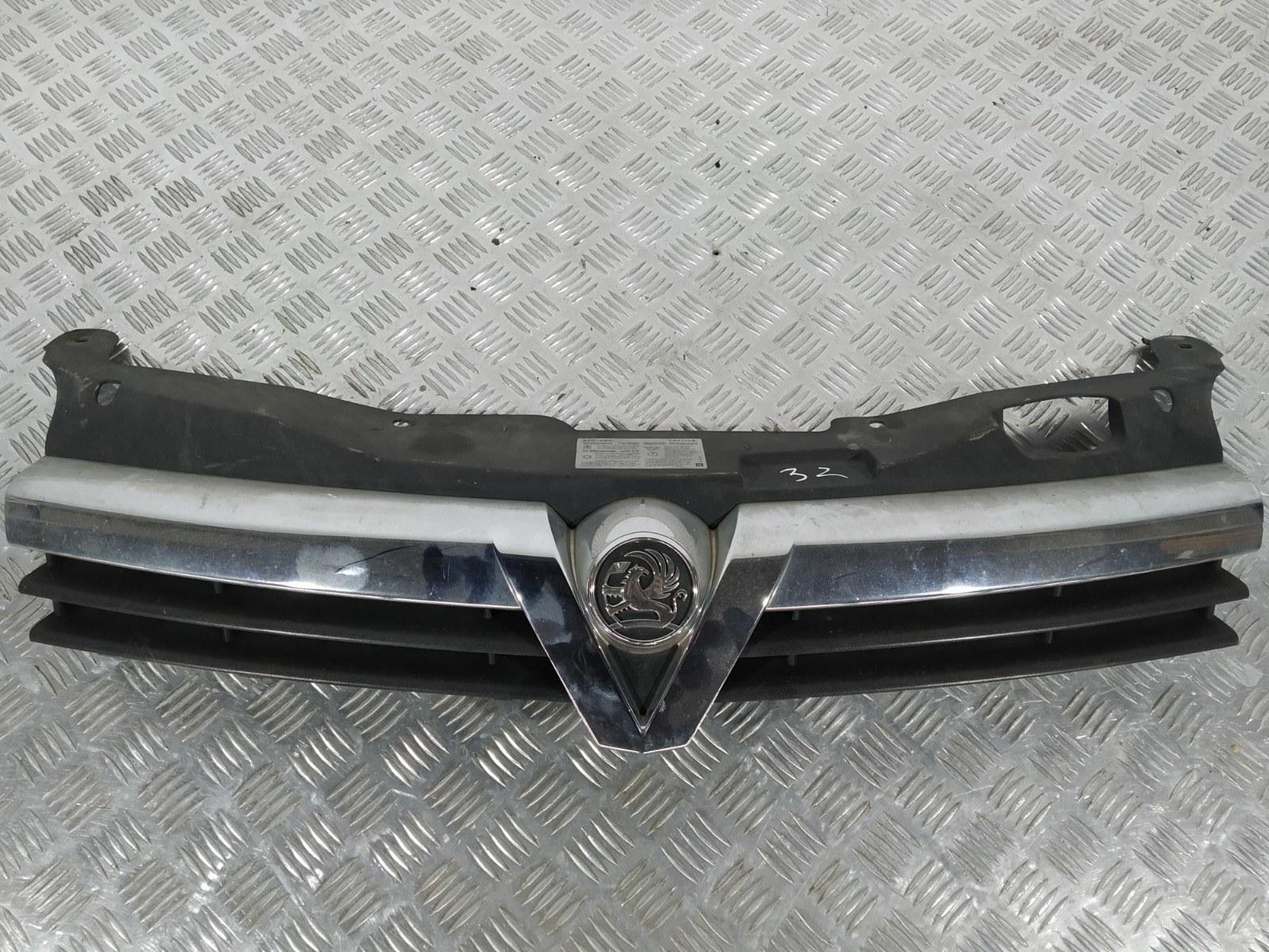 Решетка радиатора Opel Astra H 1.6 I 2005 (б/у)