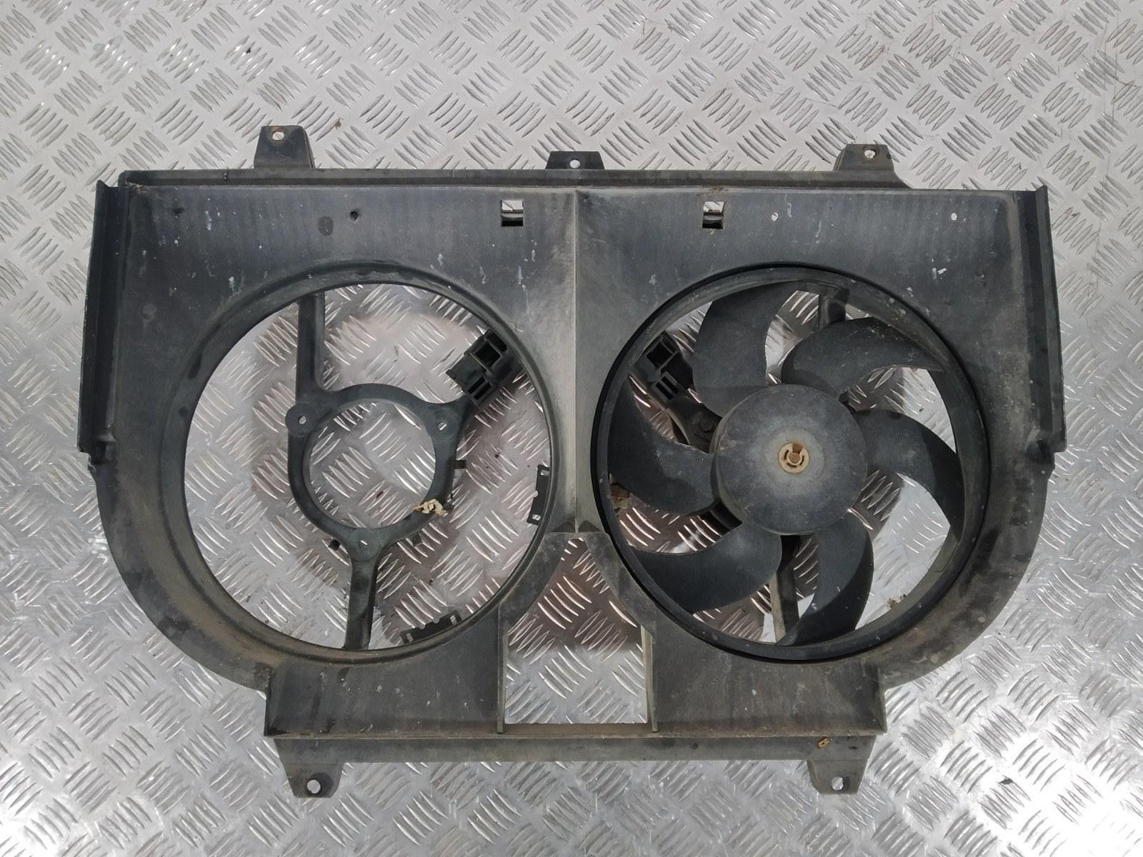Вентилятор радиатора Nissan Vanette C23 2.3 D 2001 (б/у)
