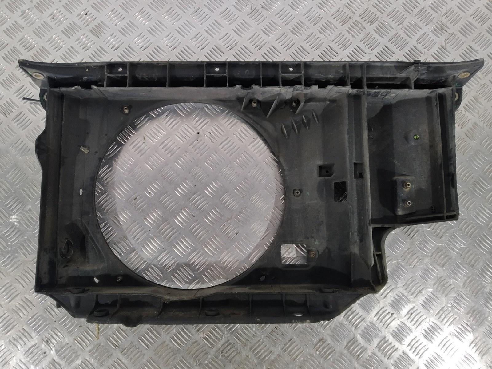 Диффузор вентилятора Peugeot 206 1.4 I 2004 (б/у)