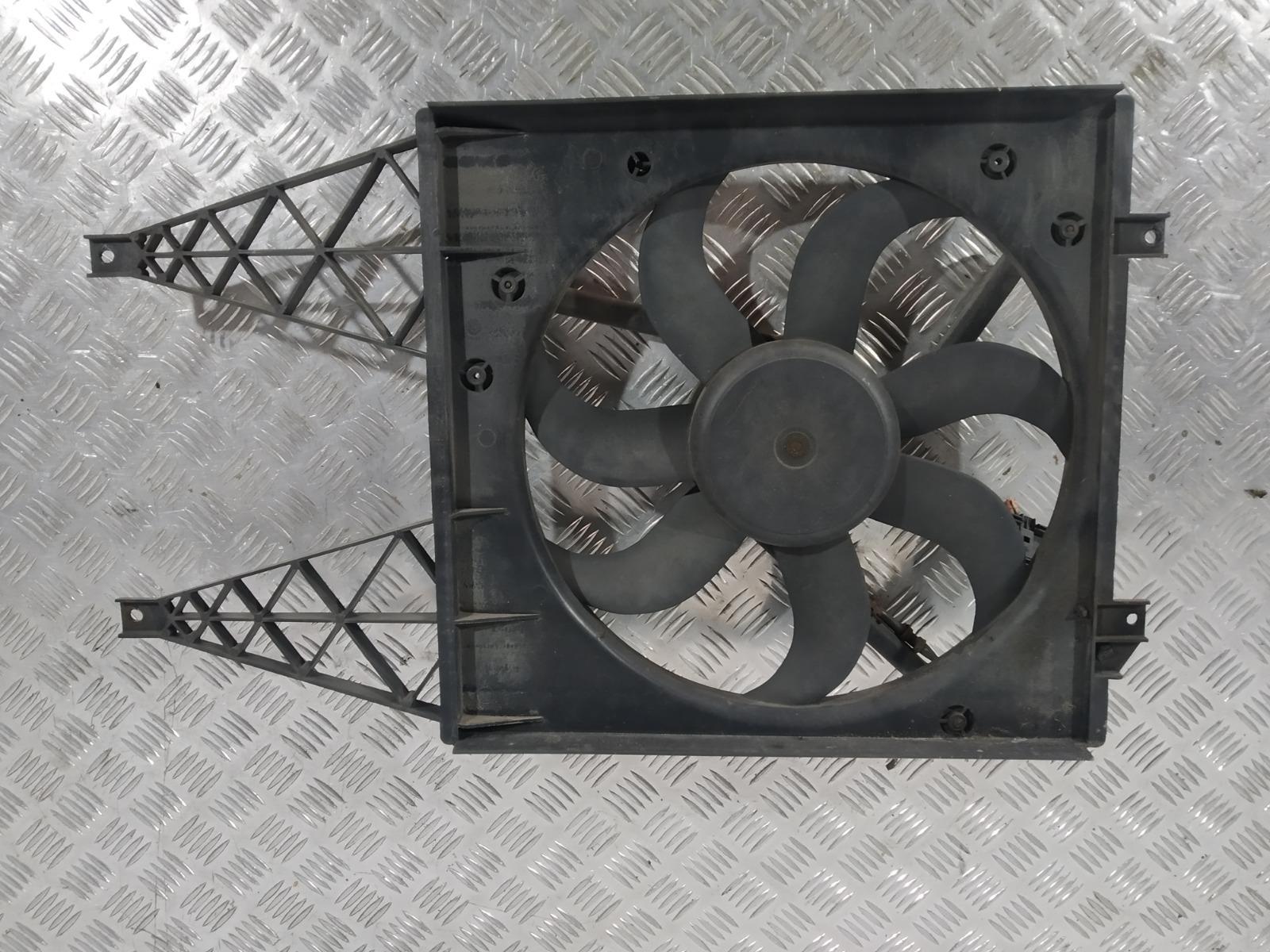 Вентилятор радиатора Seat Ibiza 1.4 I 2006 (б/у)