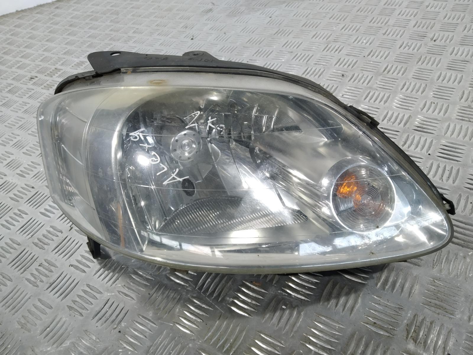 Фара правая Volkswagen Fox 1.2 I 2006 (б/у)