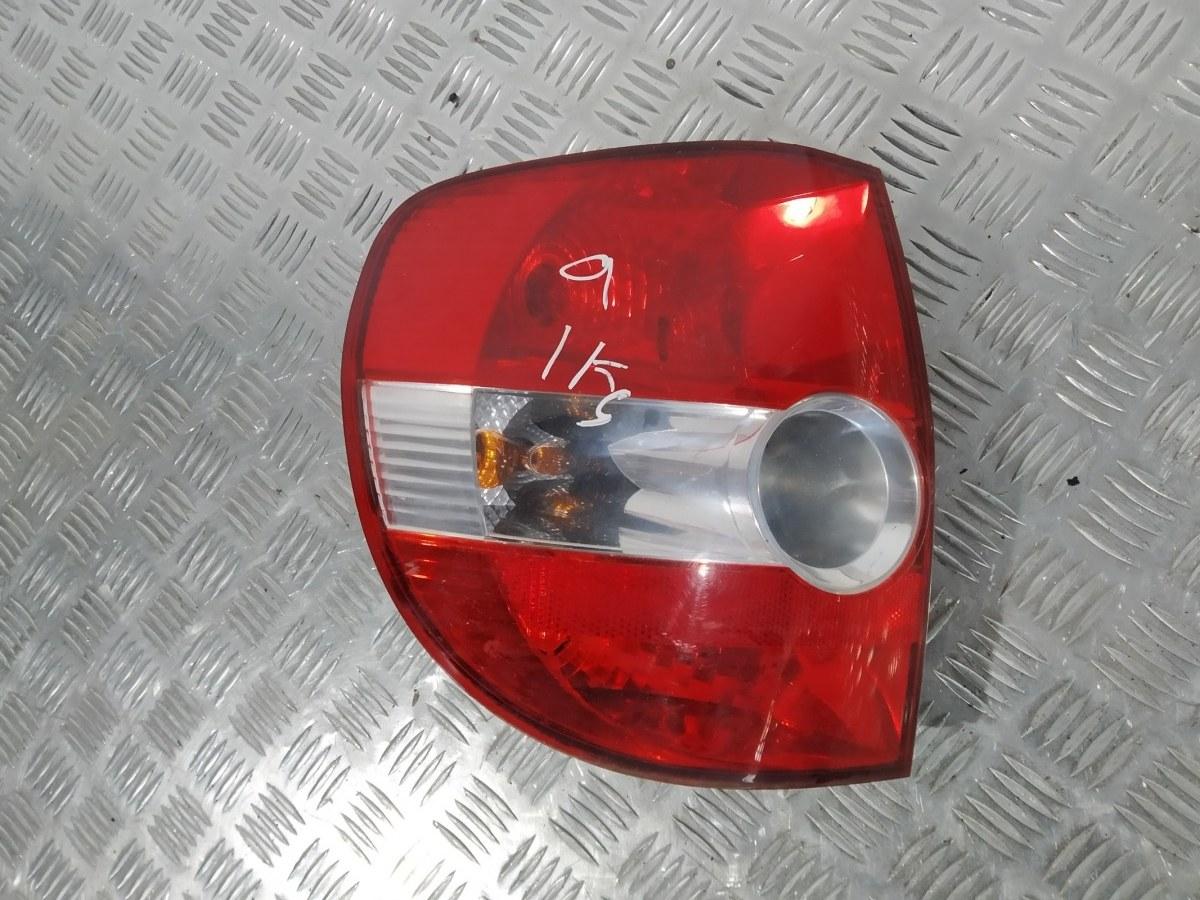 Фонарь задний левый Volkswagen Fox 1.2 I 2006 (б/у)