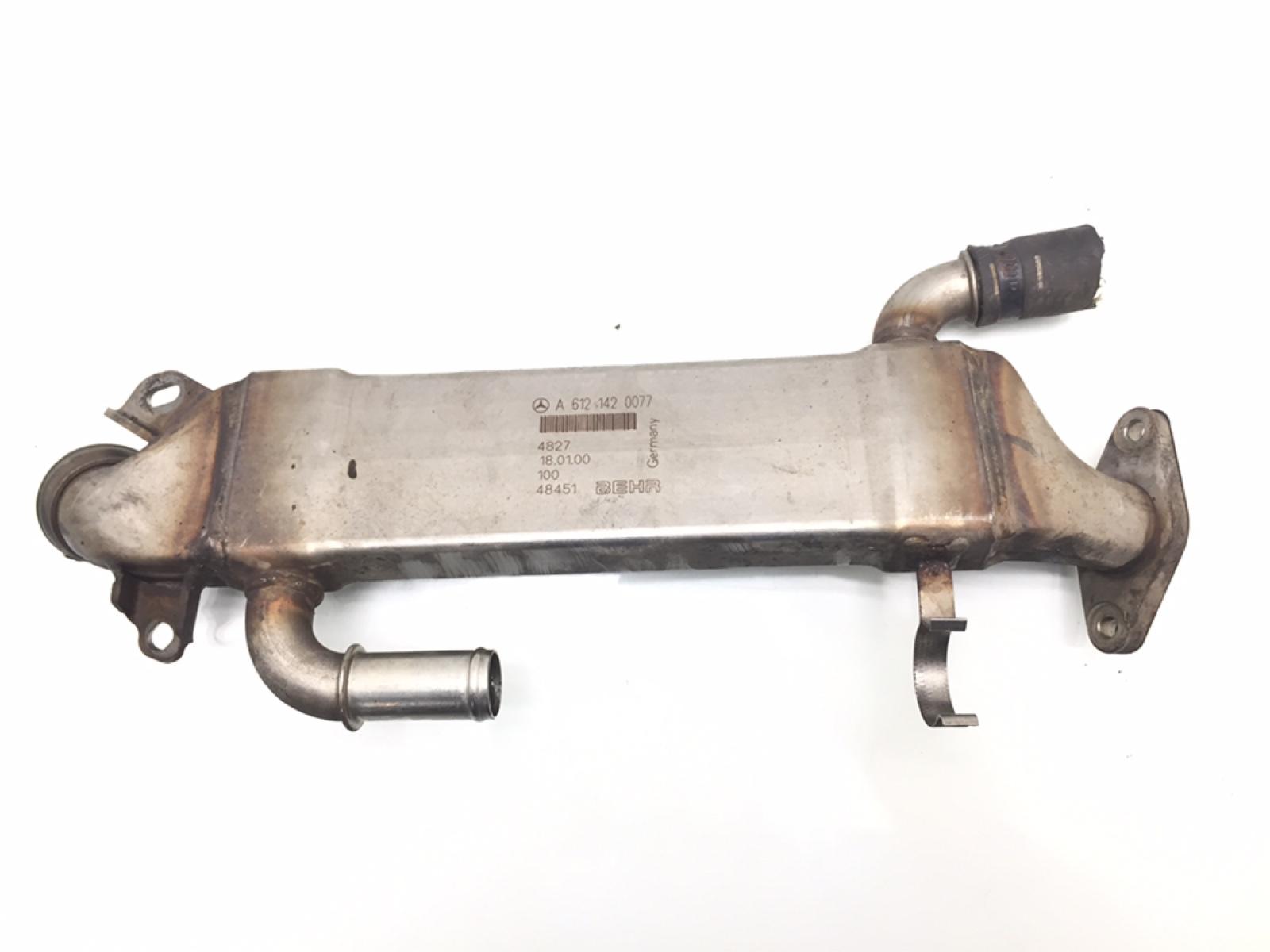 Радиатор egr Mercedes Ml W163 2.7 CDI 2000 (б/у)