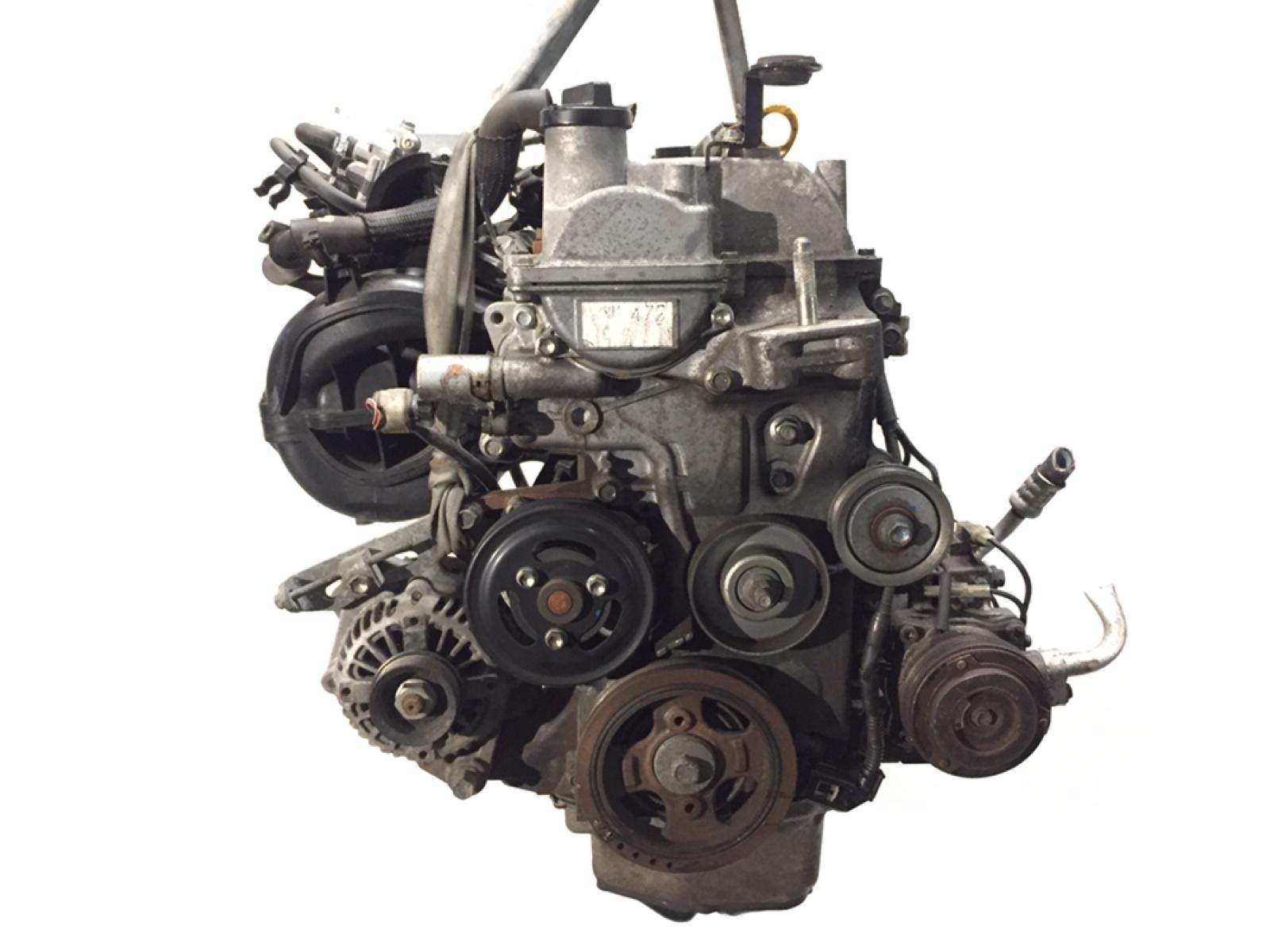 Двигатель бензиновый Daihatsu Sirion 1.3 I 2007 (б/у)