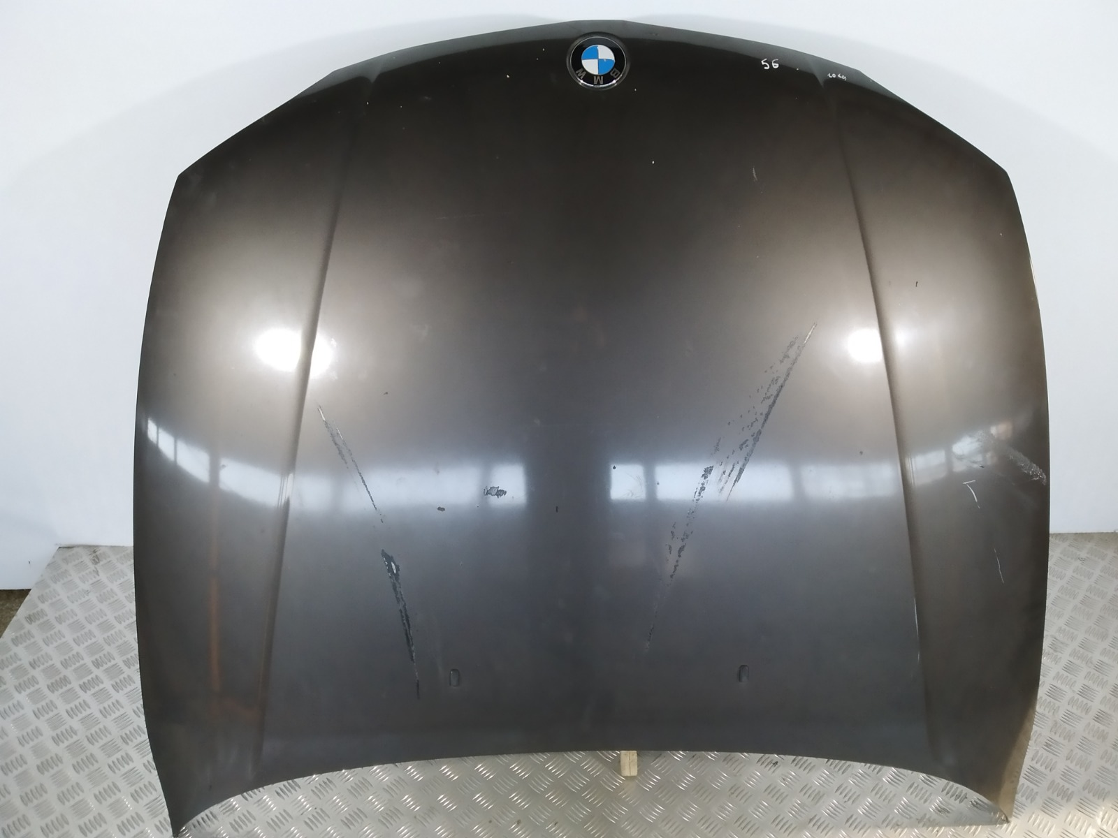Капот Bmw 1 E87 2.0 TD 2006 (б/у)