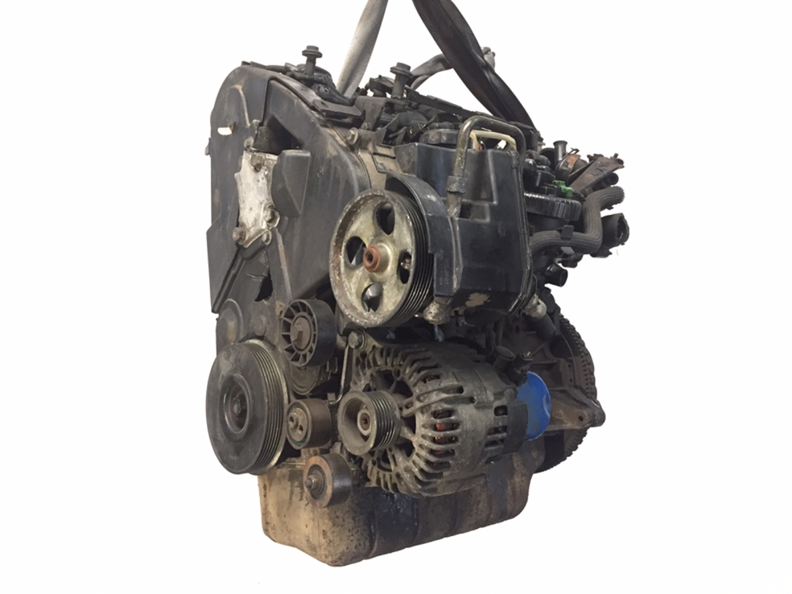 Двигатель дизельный Peugeot Partner 2.0 HDI 2003 (б/у)