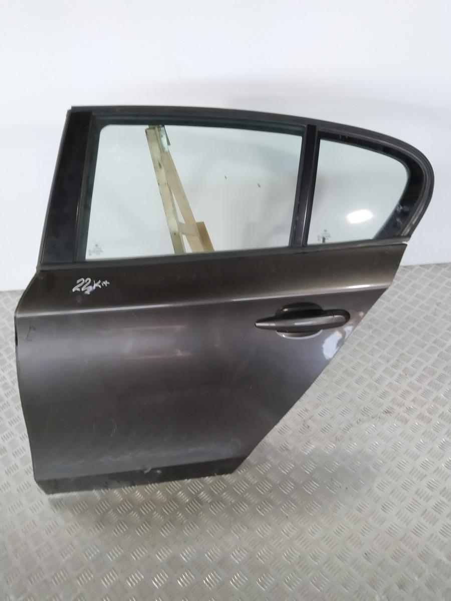 Дверь задняя левая Bmw 1 E87 2.0 TD 2006 (б/у)
