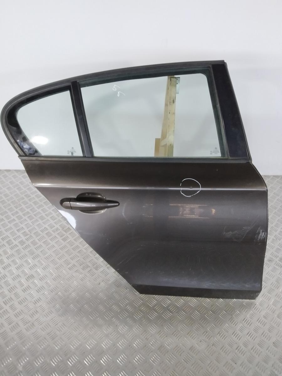 Дверь задняя правая Bmw 1 E87 2.0 TD 2006 (б/у)