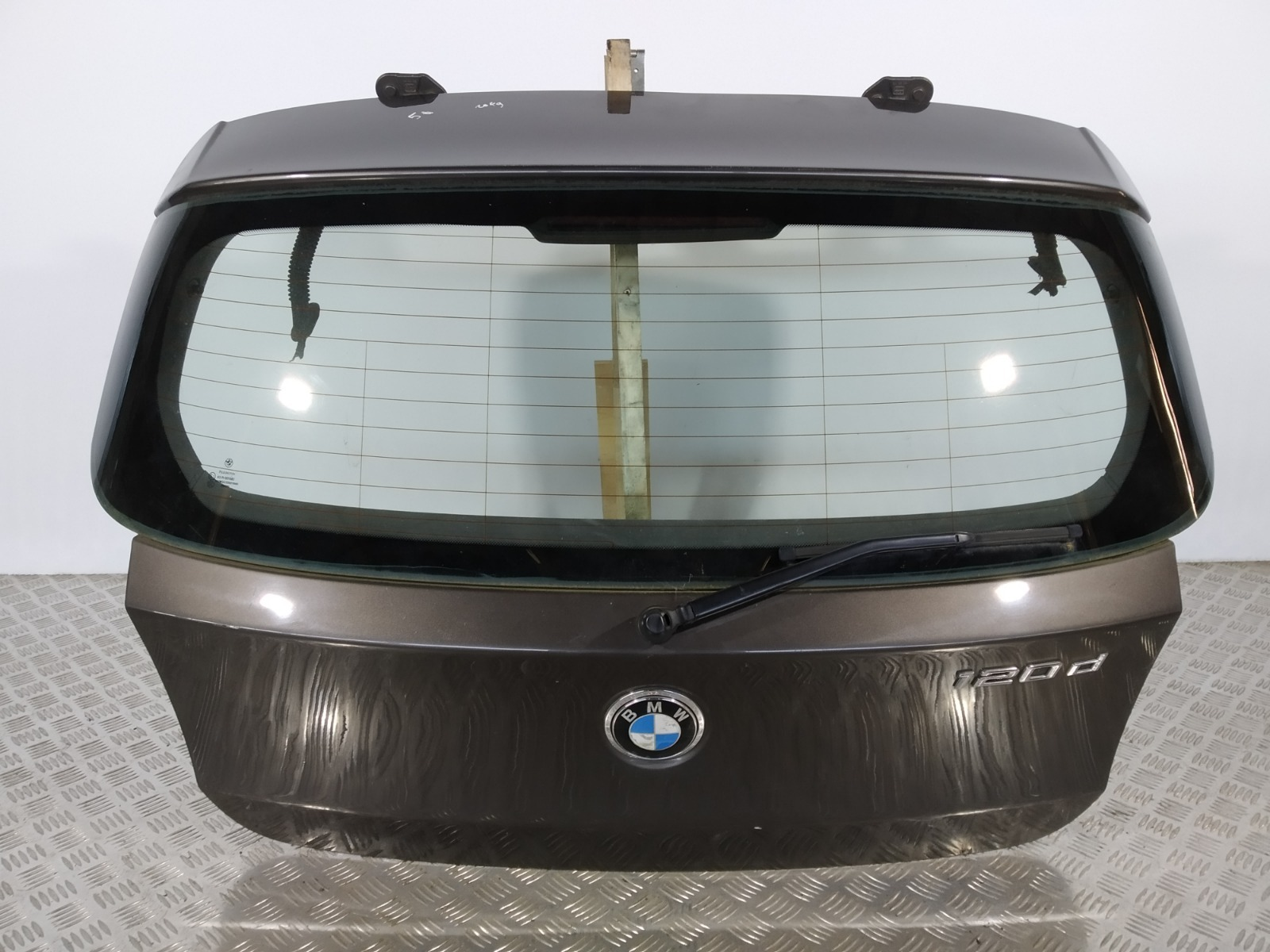 Крышка багажника Bmw 1 E87 2.0 TD 2006 (б/у)