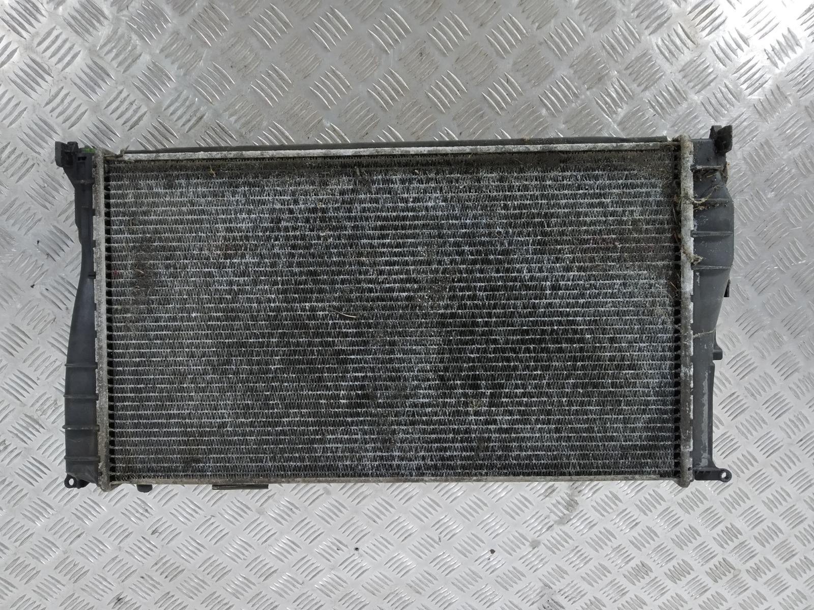 Радиатор (основной) Bmw 1 E87 2.0 TD 2006 (б/у)