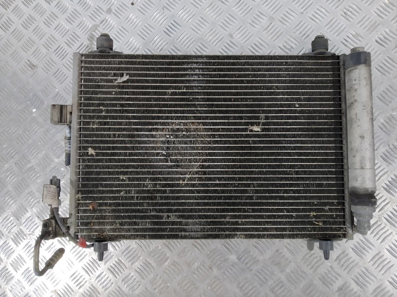 Радиатор кондиционера Peugeot 407 2.0 HDI 2005 (б/у)