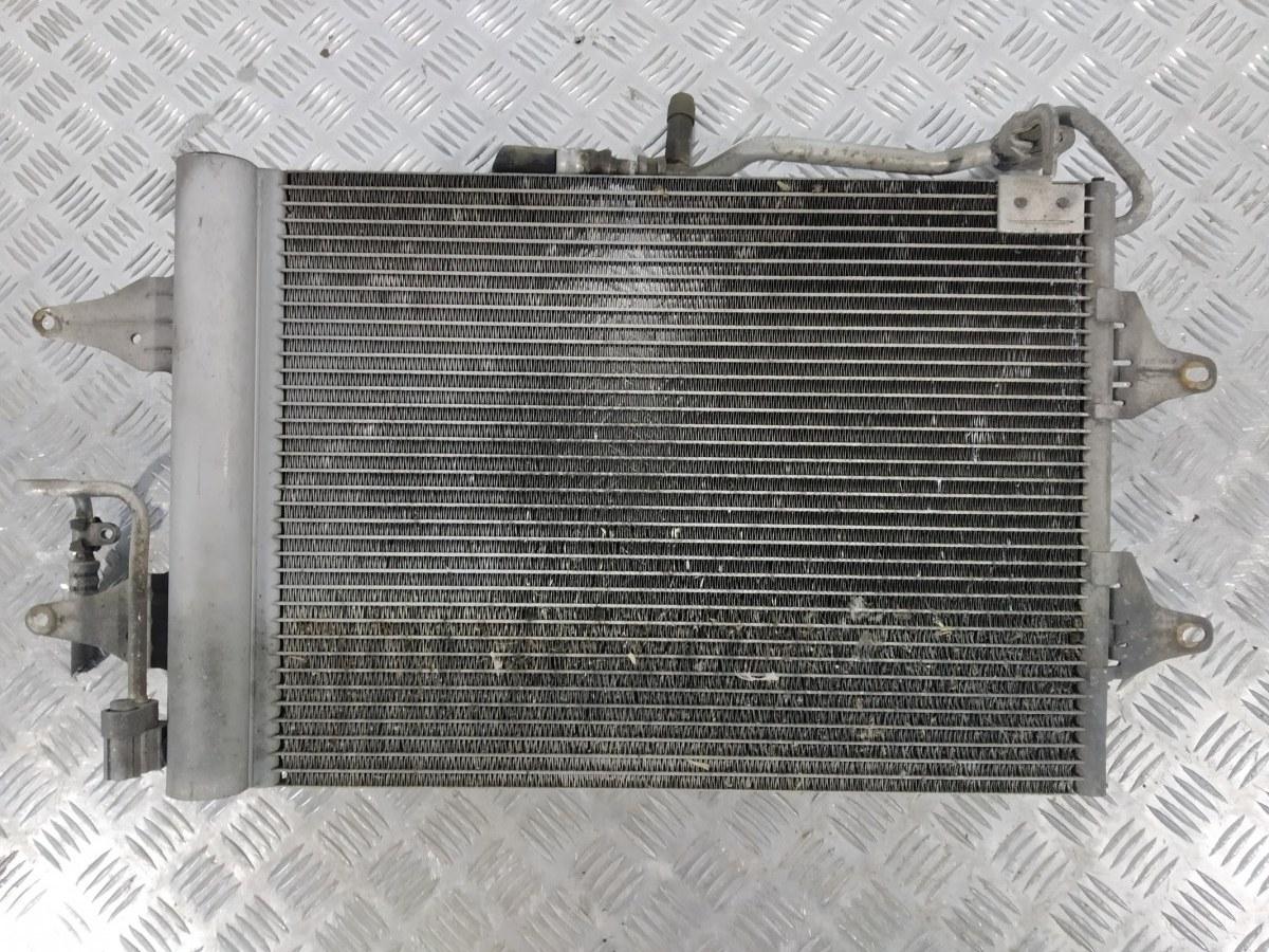 Радиатор кондиционера Skoda Fabia 1.2 I 2004 (б/у)