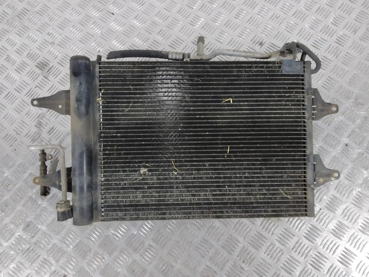 Радиатор кондиционера Volkswagen Polo 1.2 I 2003 (б/у)