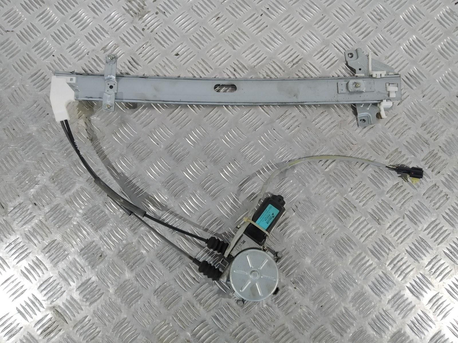 Стеклоподъемник электрический передний правый Kia Sportage 2.0 I 2003 (б/у)