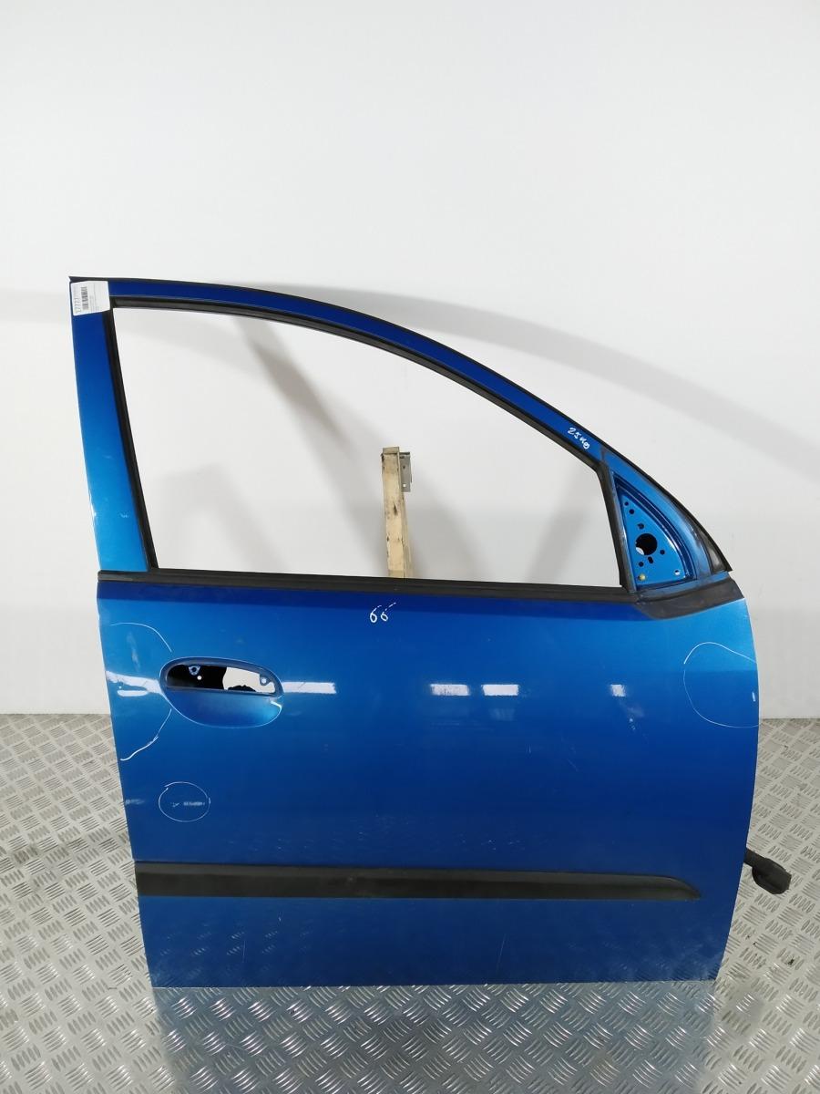 Дверь передняя правая Hyundai I10 1.1 I 2008 (б/у)
