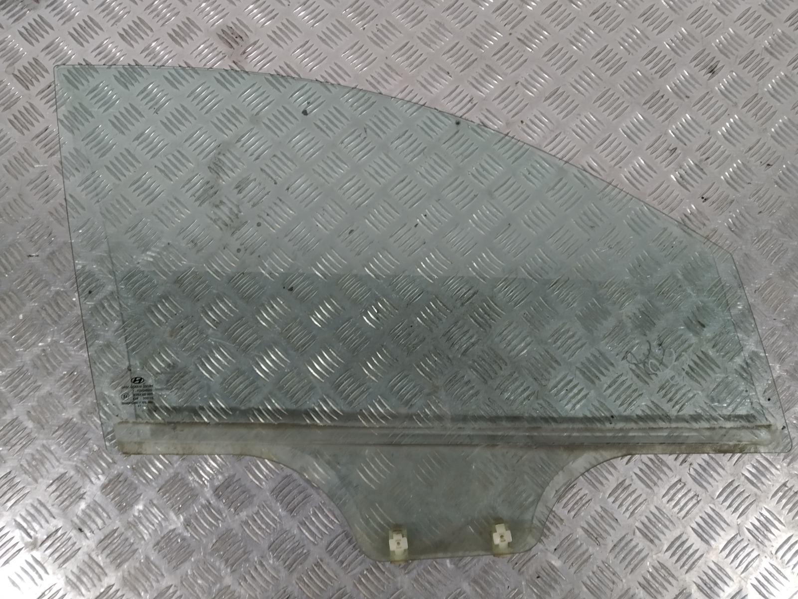 Стекло двери передней правой Hyundai I10 1.1 I 2008 (б/у)