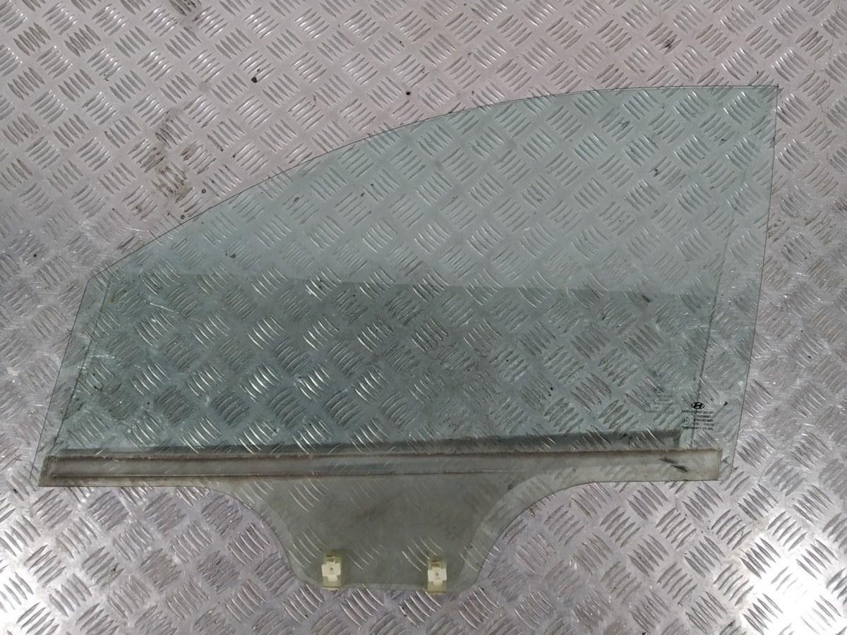 Стекло двери передней левой Hyundai I10 1.1 I 2008 (б/у)