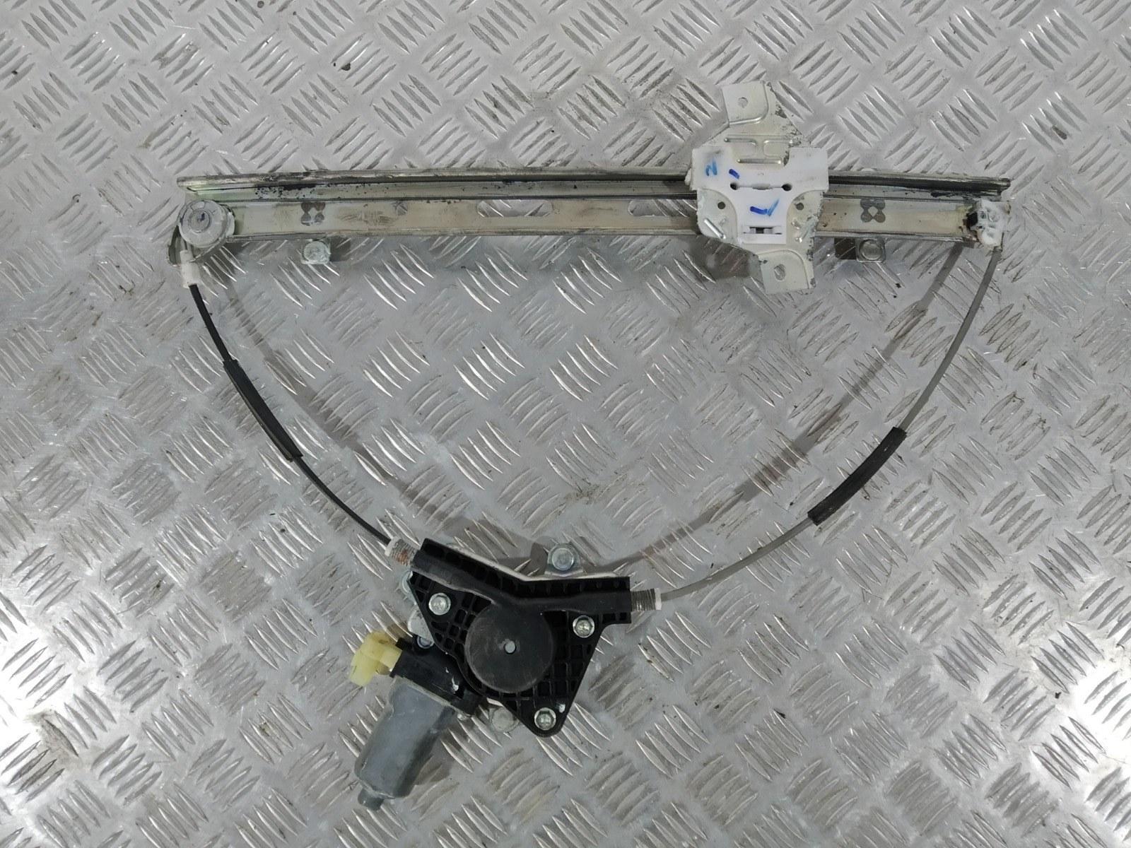 Стеклоподъемник электрический передний левый Hyundai I10 1.1 I 2008 (б/у)