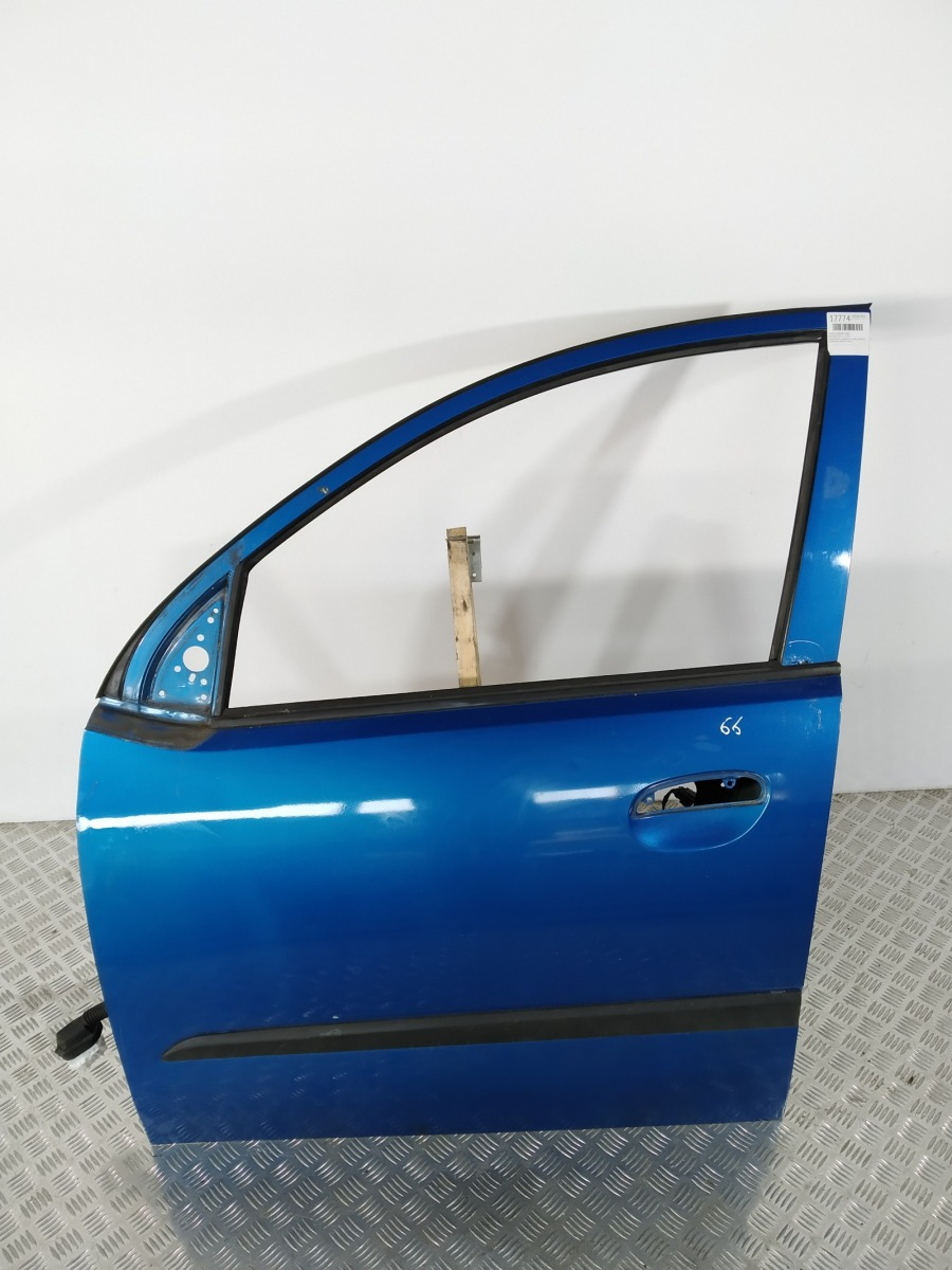 Дверь передняя левая Hyundai I10 1.1 I 2008 (б/у)