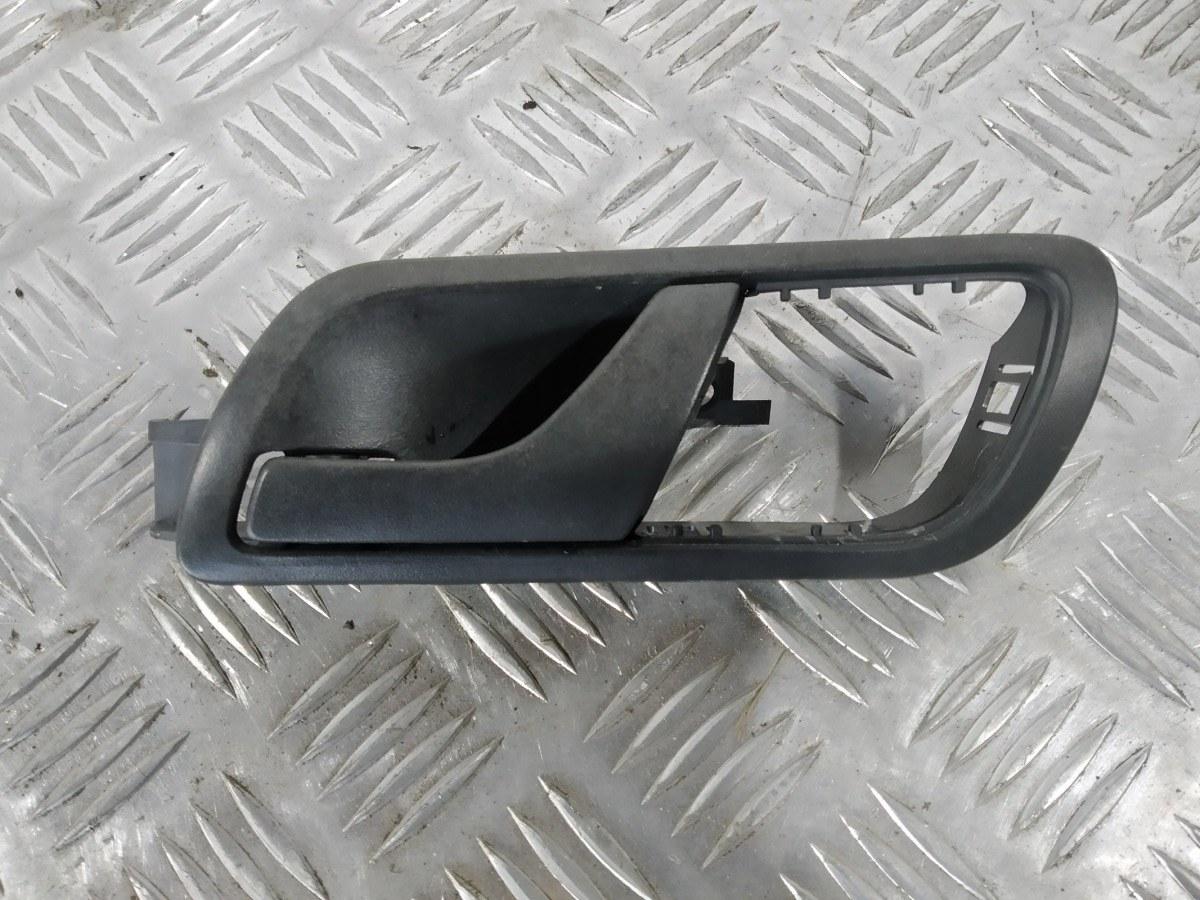 Ручка внутренняя передняя левая Skoda Fabia 1.2 I 2004 (б/у)