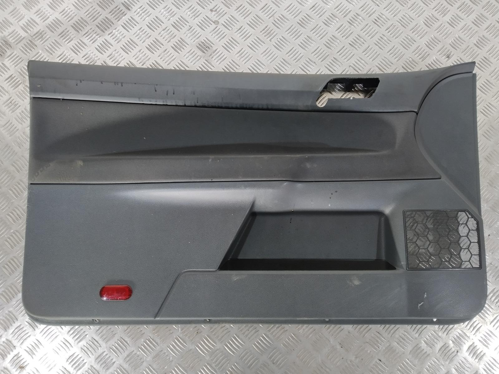 Обшивка двери передней левой (дверная карта) Volkswagen Polo 1.2 I 2003 (б/у)