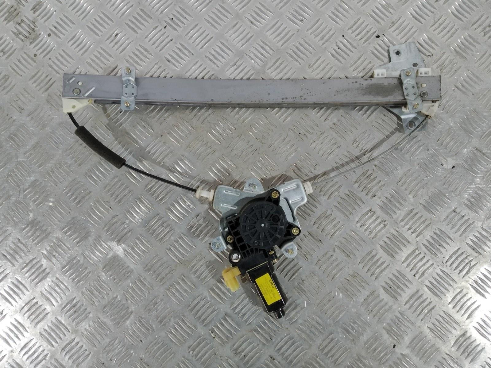 Стеклоподъемник электрический передний правый Hyundai Getz 1.4 I 2005 (б/у)