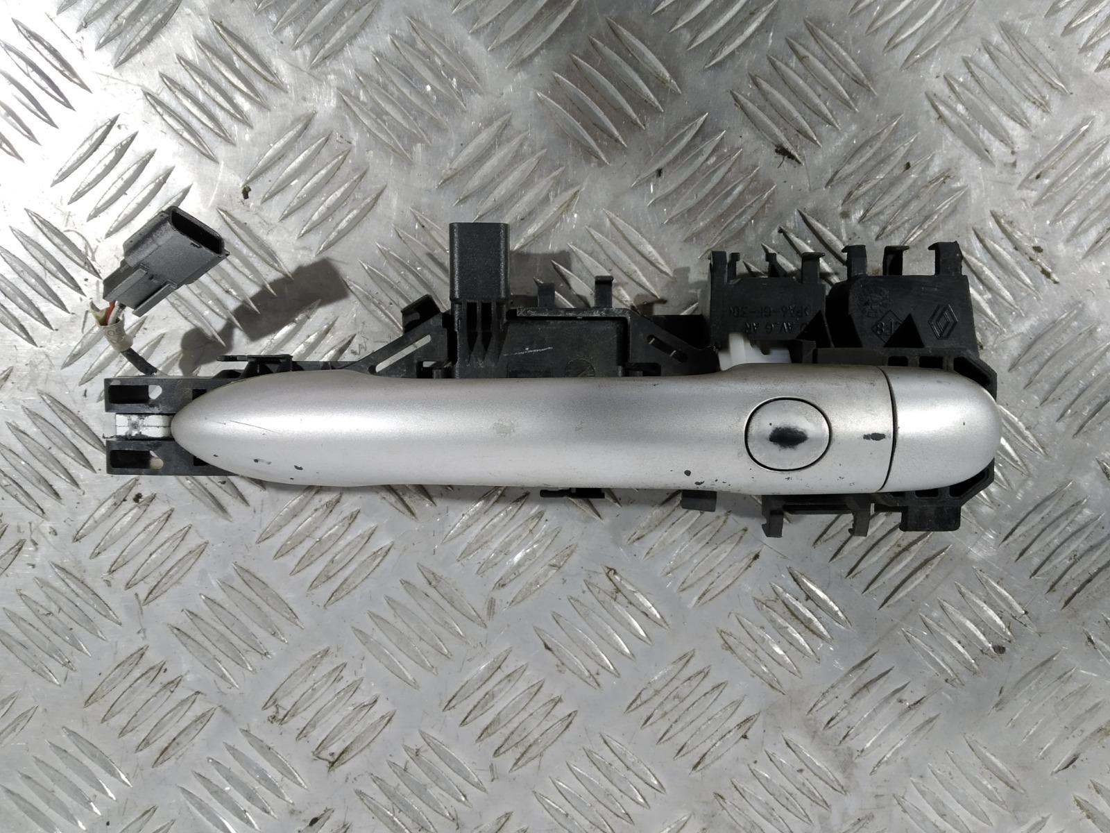 Ручка наружная передняя правая Renault Scenic 2.0 I 2007 (б/у)